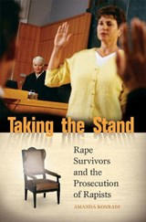 Taking the Stand | Amanda Konradi |