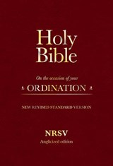 Holy Bible New Standard Revised Version | John Pritchard |