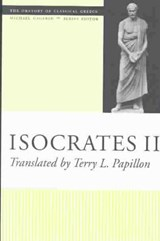 Isocrates II | Terry L. Isocrates ; Papillon |