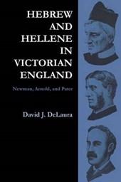 Hebrew and Hellene in Victorian England