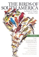 The Birds of South America | Robert S. Ridgely |