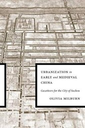 Urbanization in Early and Medieval China