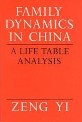 Family Dynamics in China