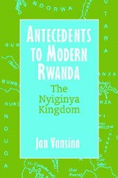 Antecedents to Modern Rwanda