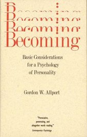 Becoming: Basic Considerations for a Psycology of Personality (Paper only)