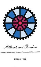 Millhands & Preachers - A Study of Gastonia | Patrick. Pope |