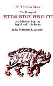 Selected Works of St Thomas More - The History of King Richard III