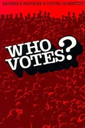 Who Votes? (Paper) | Wolfinger |