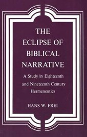 Eclipse of Biblical Narrative (Paper) | Frei |