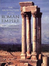 The Architecture of the Roman Empire an Urban Appraisal V 2 (Paper)