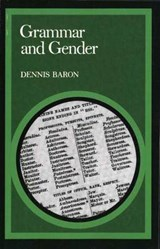 Grammar and Gender | R S Baron |