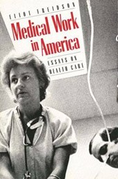 Medical Work in America - Essays on Health Care