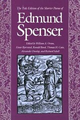Shorter Poems of Spenser (Paper) | Spenser |