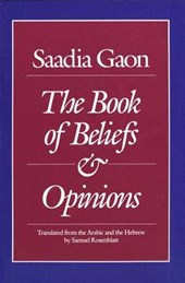 The Book of Beliefs & Opinions (Paper)