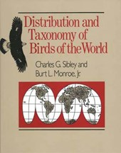 Distribution & Taxonomy of Birds of the World | Cg Sibley |