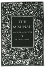 The Misnah - A New Translation (Paper) | J Neusner |