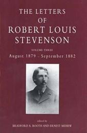 The Collected Letters of Robert Louis Stevenson V 3 - August 1879 - September