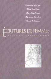 Écritures De Femmes - Nouvelles Cartographies