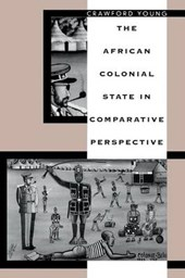 African Colonial State in Comparative Perspective (Paper)