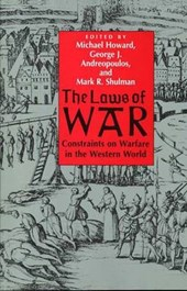 The Laws of Wars - Constraints on Welfare in Western World