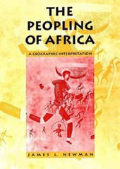 The Peopling of Africa - A Geographic Interpretation (Paper)