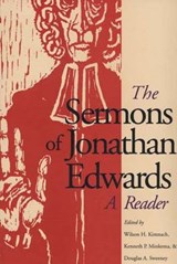 The Sermons of Jonathan Edwards - A Reader (Paper) | Jonathan Edwards |