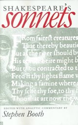 Shakespeare's Sonnets | William Shakespeare |