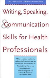 Writing, Speaking & Communication Skills for Health Professionals
