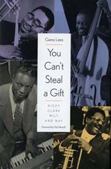 You Can't Steal a Gift - Dizzy, Clark, Milt & Nat | Gene Lees |