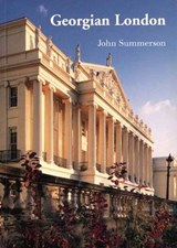 Georgian London | John Summerson |