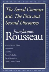 The Social Contract & the First & Second Discourses | Jean-jacques Rousseau |