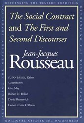The Social Contract & the First & Second Discourses
