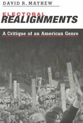 Electoral Realignments - A Critique of an American Genre