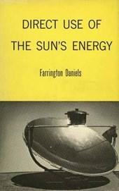 Direct Use of the Sun`s Energy