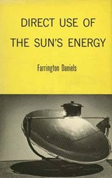 Direct Use of the Sun`s Energy | Farrington Daniels |