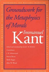 Groundwork for the Metaphysics of Morals | Immanuel Kant |