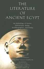 The Literature of Ancient Egypt - An Anthology of Stories, Instructions and Poetry
