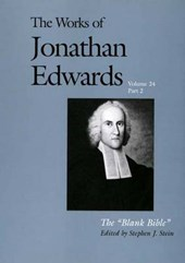 The Works of Jonathan Edwards - The Blank Bible V24 2V Set