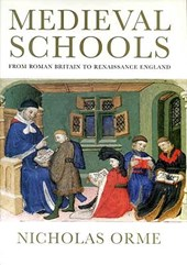 Medieval Schools - From Roman Britain to Tudor England
