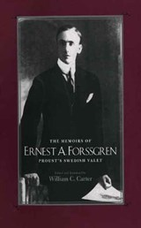 The Memoirs of Ernest A. Forssgren Prout's Swedish  Valet | William C. Carter |