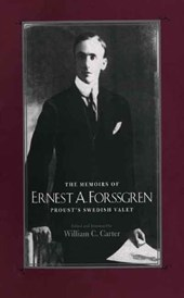 The Memoirs of Ernest A. Forssgren Prout's Swedish  Valet