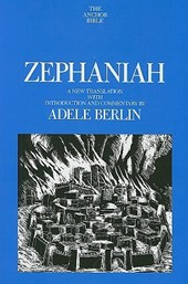 Zephaniah - A New Translation with Introduction and Commentary