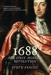 1688 - The First Modern Revolution