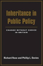 Inheritance in Public Policy - Change without Choice in Britain