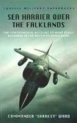 Sea Harrier Over The Falklands | Sharkey Ward |