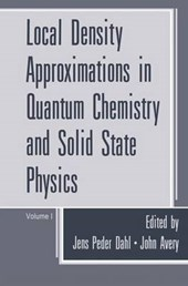 Local Density Approximations in Quantum Chemistry and Solid-State Physics