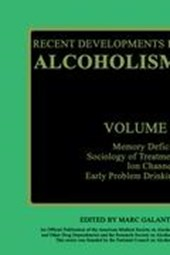 Recent Developments in Alcoholism |  |