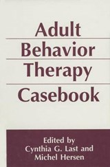 Adult Behavior Therapy Casebook | Last |
