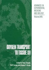 Oxygen Transport to Tissue XV | Peter Vaupel |