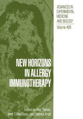 New Horizons in Allergy Immunotheraphy
